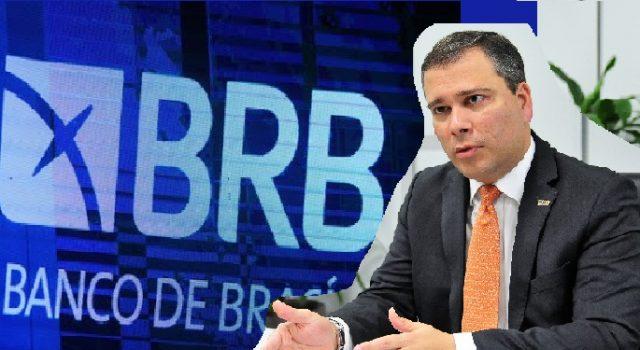 BRB / Presidente do banco, Paulo Henrique Costa. foto montagem: www.informatudodf.com.br